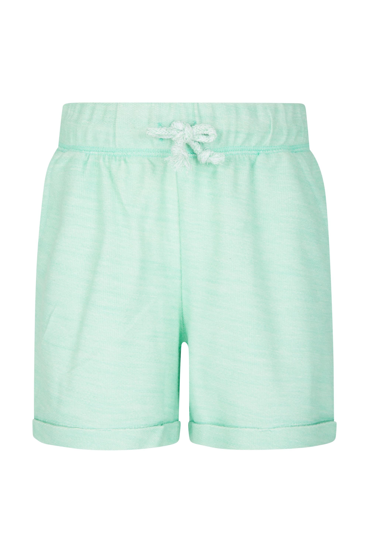 Zakti Kids Laze Shorts - Teal