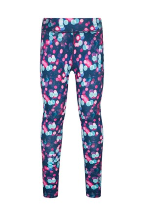 Printed Girls Leggings