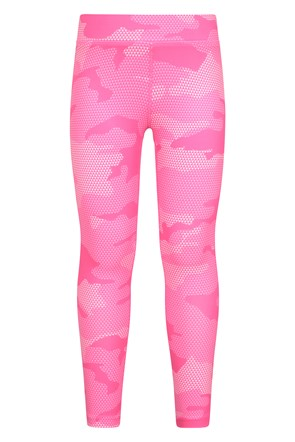 Gemusterte Kinder-Leggings