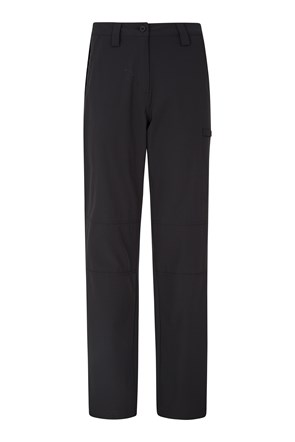Trek Stretch Womens Long Length Trousers