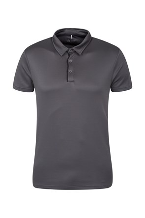 Zakti Mens Tiebreak Polo