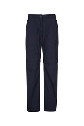 Trek II Womens Zip-Off Trousers