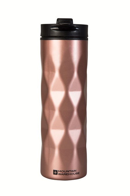 026042 DIAMOND TRAVEL MUG 420ML
