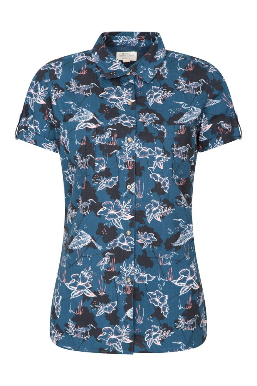 Coconut - koszula damska - Navy