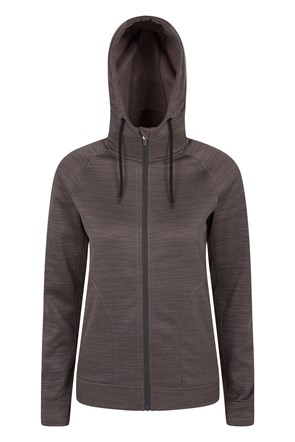 Zakti Womens Adventure Full Zip Hoodie
