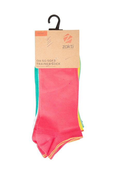 026058 ISOCOOL WOMENS SOCK 5-PACK