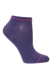 IsoCool Womens Trainer Socks - 5Pk