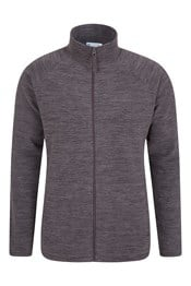 Snowdon Mens Full Zip Fleece