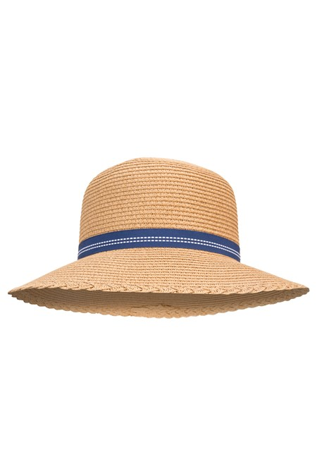 026063 BOW GARDENING STRAW HAT