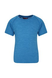 Kids Plain Field Tee