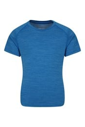 Plain Field Jungen T-Shirt