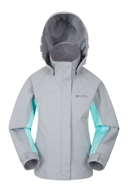 026076 SHELLY 2 WATERPROOF KIDS JACKET
