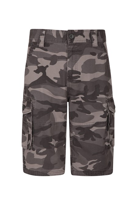 Mens Camo Cargo Shorts  5f348f5f4a9