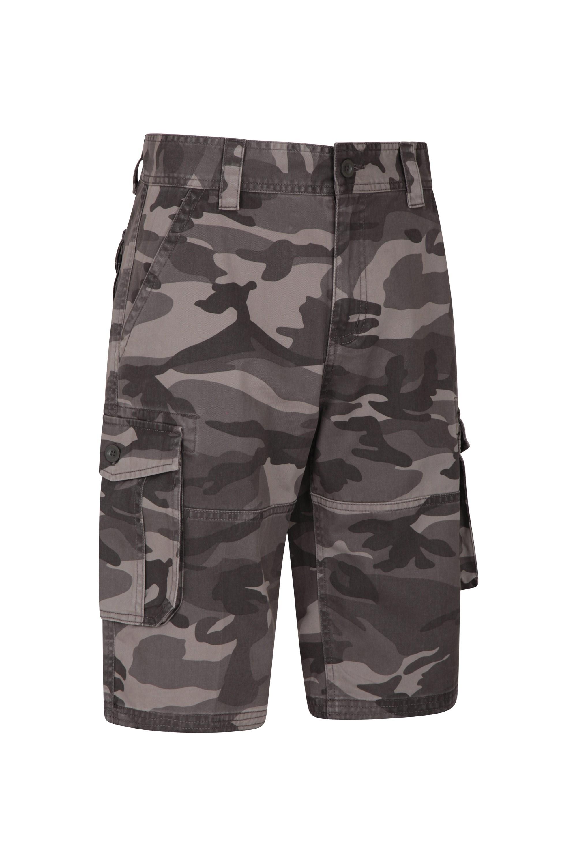 38b757c3f16 Mens Camo Cargo Shorts