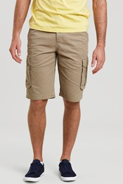 Heavy Duty Mens Cargo Shorts