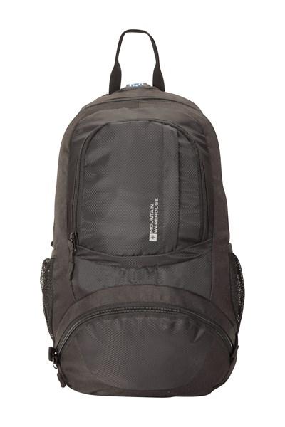 Endeavour 12L Backpack - Black