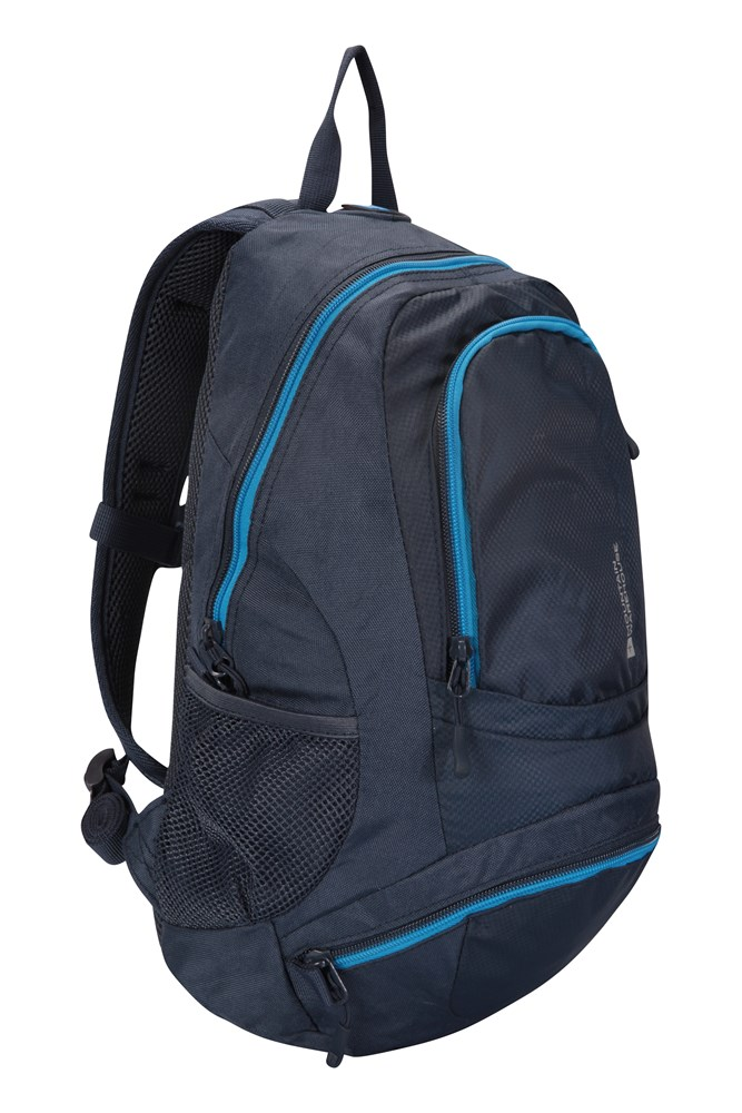 Mountain Warehouse Endeavour Backpack Active Adventures 12 L in Navy