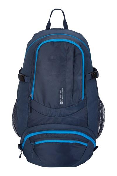 Endeavour 30L Backpack - Navy