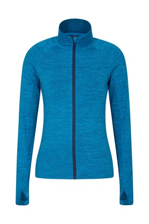 Zakti Spirit Womens Full Zip Midlayer