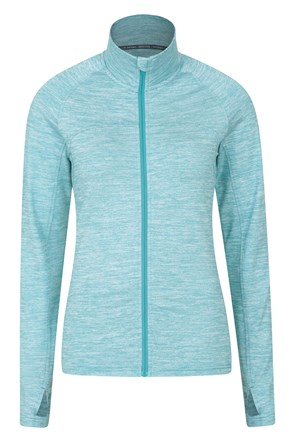 Spirit Womens Full Zip Midlayer