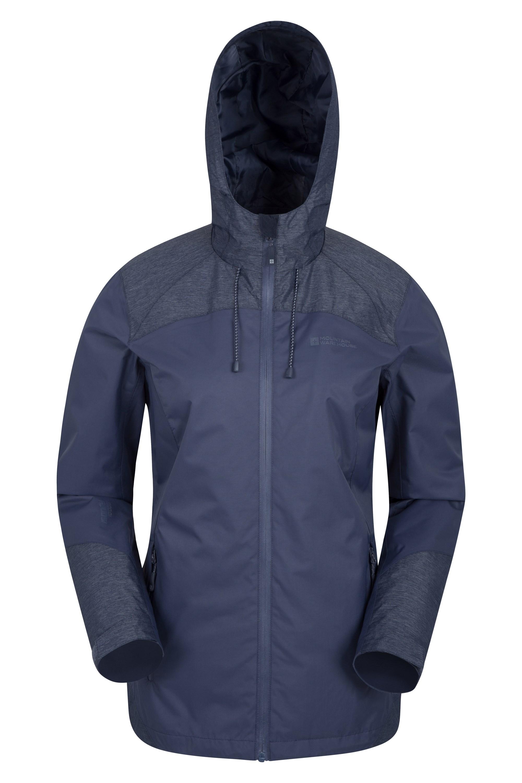 Stanford Womens Waterproof Jacket - Grey