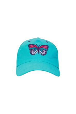 Kids Butterfly Baseball Cap