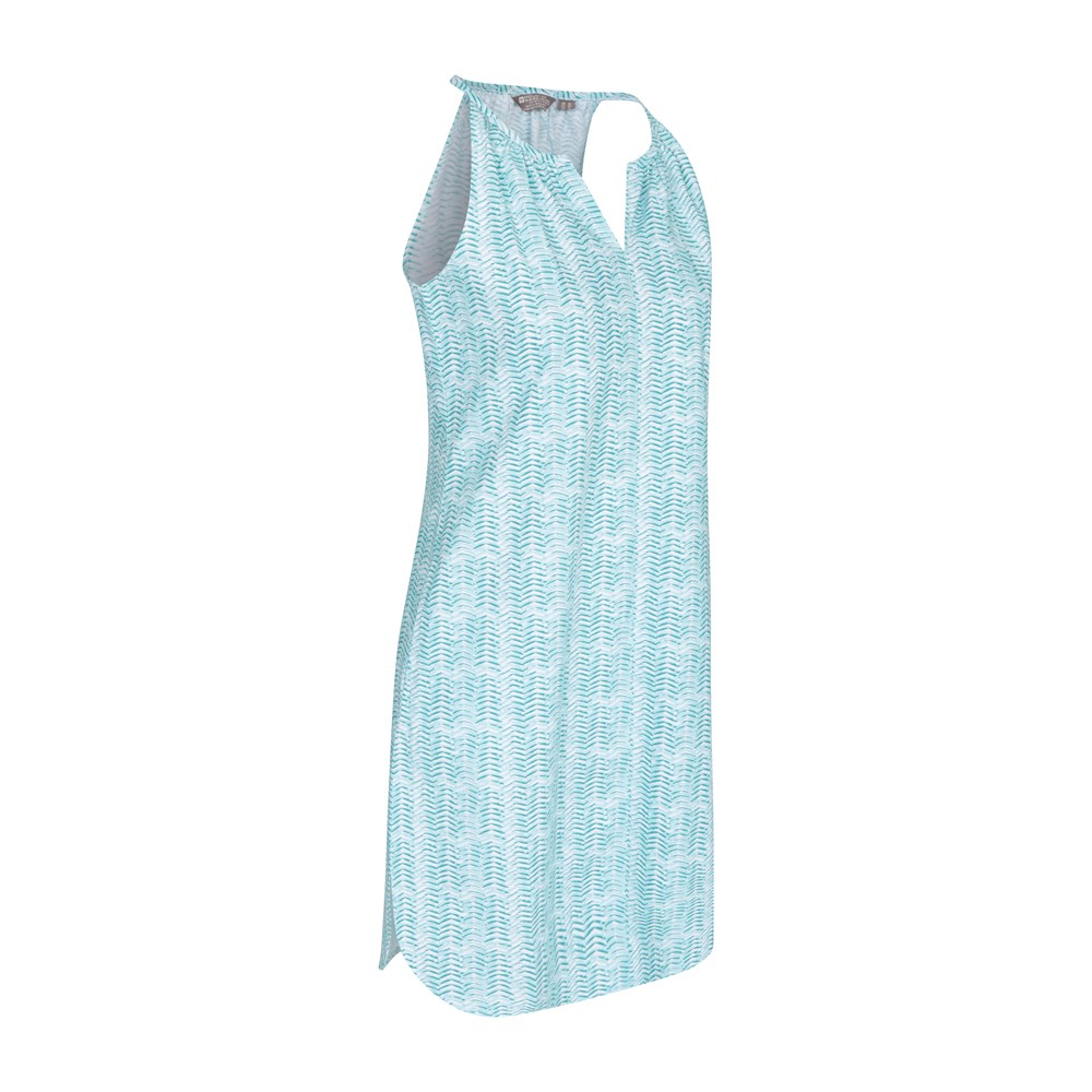 Mountain-Warehouse-Newquay-Printed-Womens-Dress-from-100-Cotton miniatuur 6