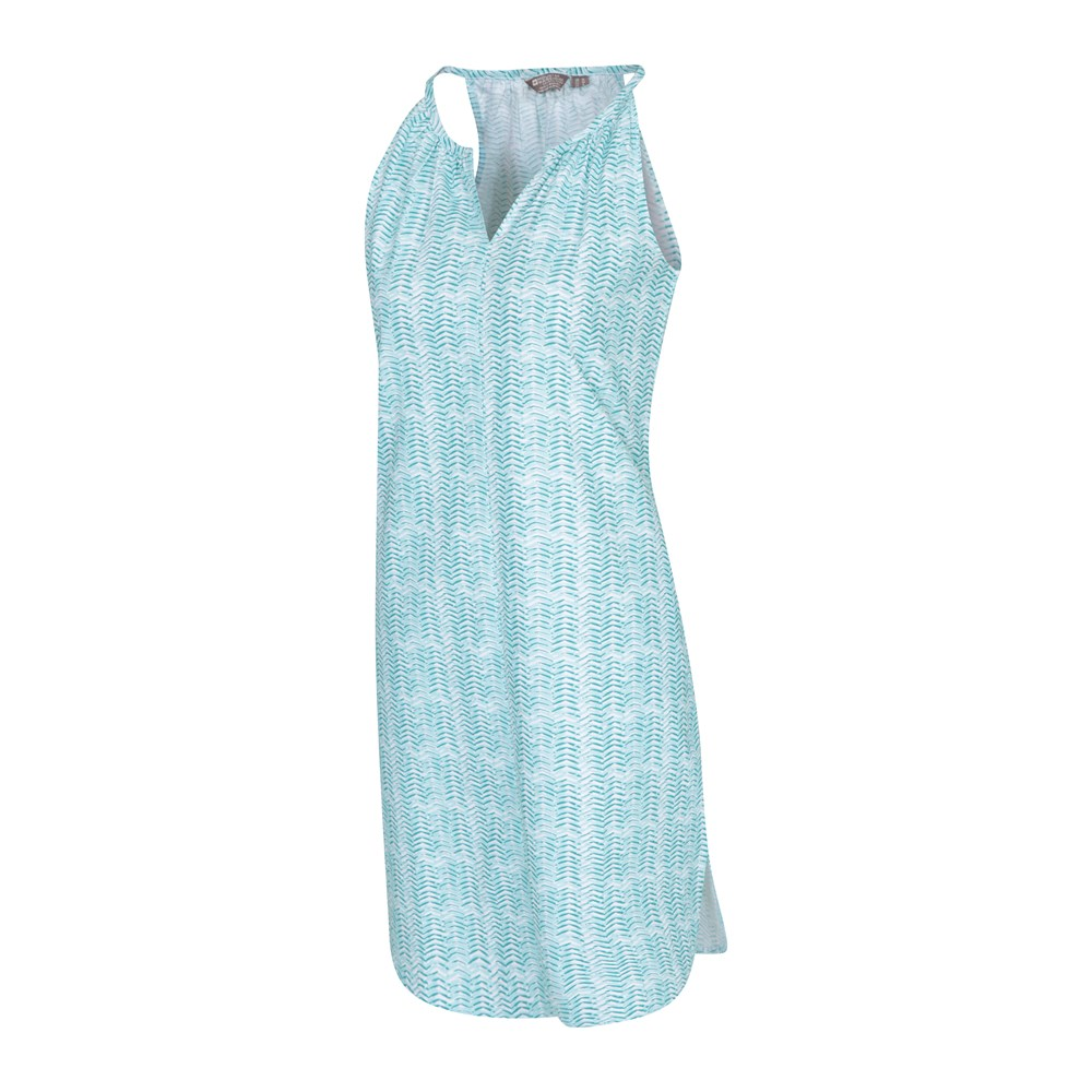 Mountain-Warehouse-Newquay-Printed-Womens-Dress-from-100-Cotton miniatuur 7