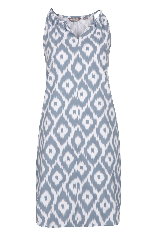 Newquay Printed - sukienka damska - Blue