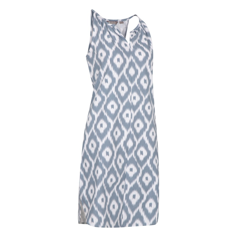 Mountain-Warehouse-Newquay-Printed-Womens-Dress-from-100-Cotton miniatuur 10