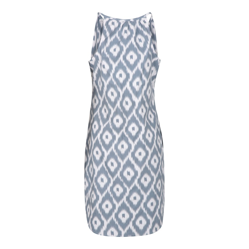 Mountain-Warehouse-Newquay-Printed-Womens-Dress-from-100-Cotton miniatuur 12