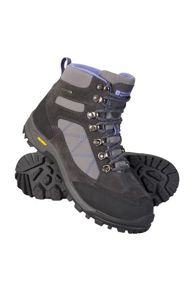 Storm Womens Waterproof Boots - Grey