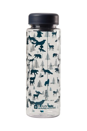 Cantimplora estampada sin BPA - 500ml