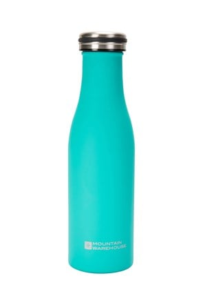 Double Walled Rubber Finish Bottle - 490ml