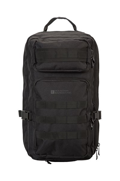 Legion 35L Backpack - Black