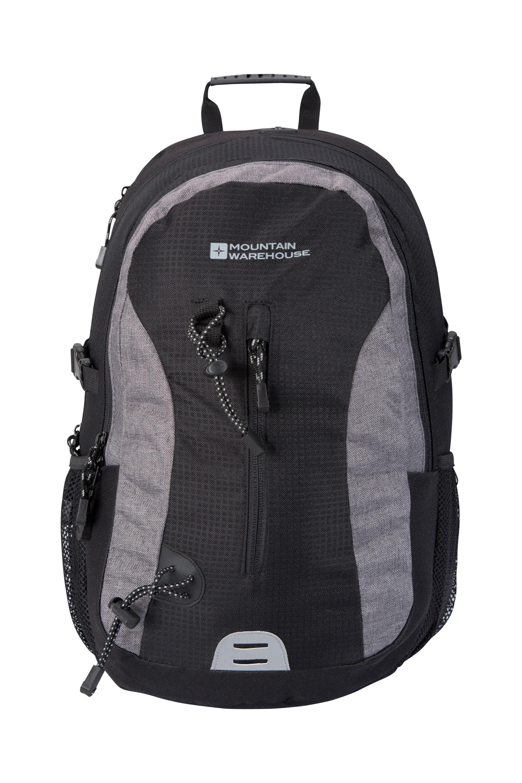 Merlin 30L Backpack - Black