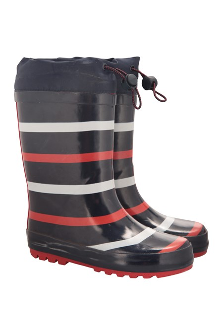 026168 SUNNY KIDS RUBBER WELLY