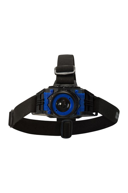 026174 EXTREME HEAD TORCH WITH USB - CREE
