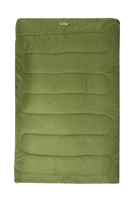 026194 BASECAMP 200 DOUBLE SLEEPING BAG