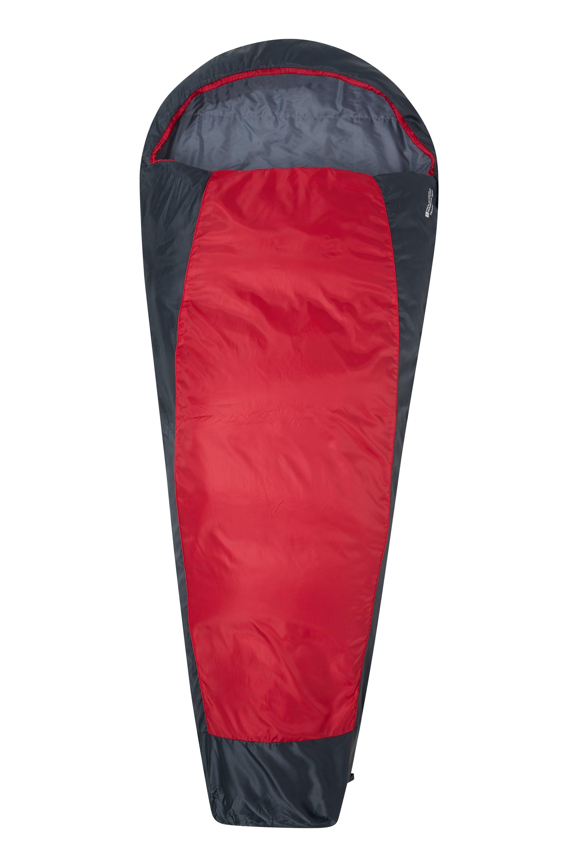 Traveller 50 Sleeping Bag XL - Red