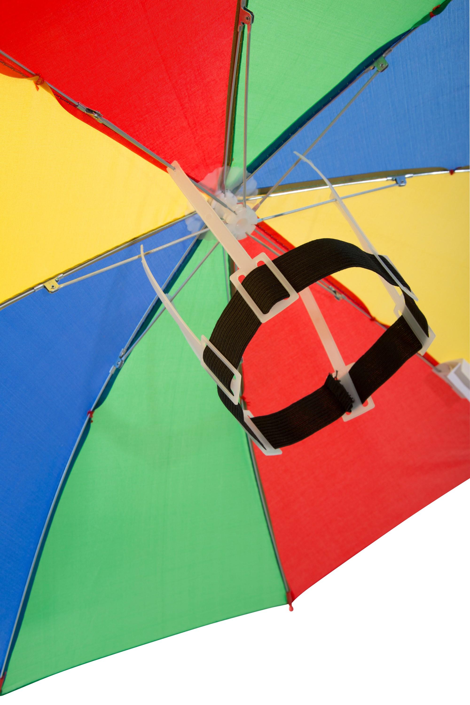 7d2ec387f1553 Umbrella Rainbow Hat
