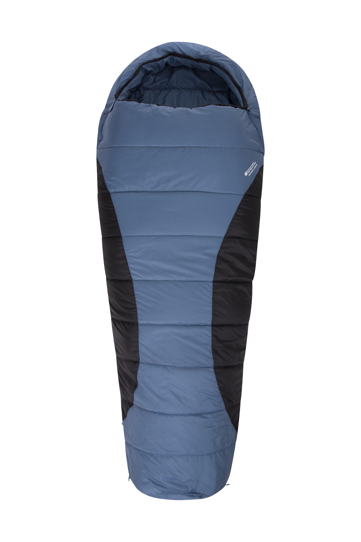 Summit 250 Sleeping Bag - XL - Black