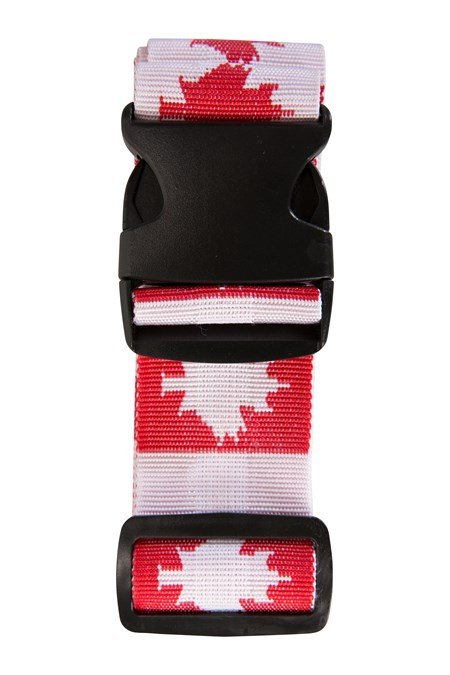 026209 CANADIAN LUGGAGE STRAP