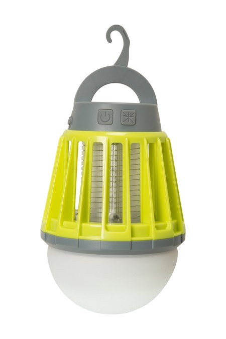 026224 2 IN 1 LANTERN   MOSQUITO KILLER