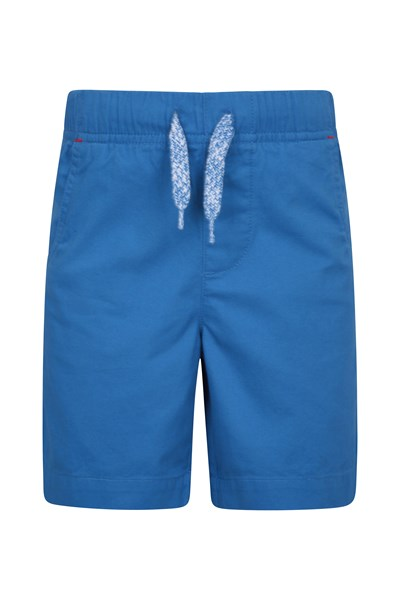 Waterfall Kids Shorts - Blue