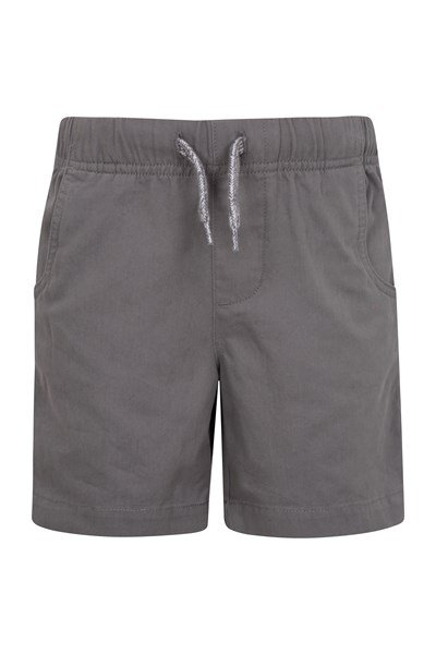 Waterfall Kids Shorts - Grey