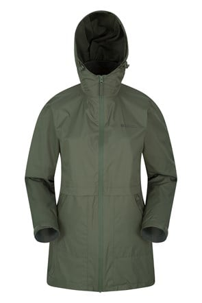 Torrent Long Waterproof Womens Jacket