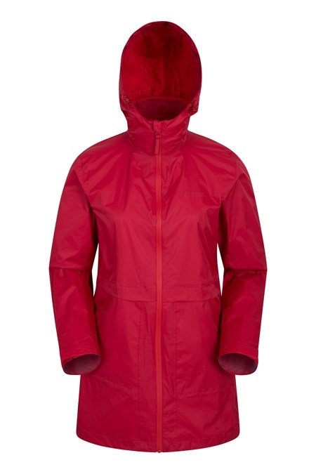 026339 TORRENT LIGHTWEIGHT LONG WATERPROOF WOMENS JACKET