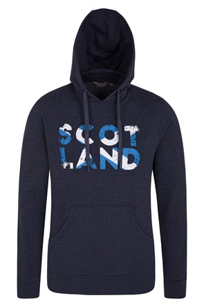 Sweat à capuche Homme Scotland