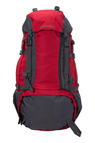 Venture 40L Backpack - Red